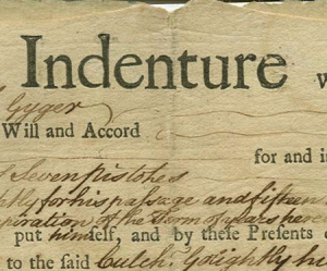 Indentured