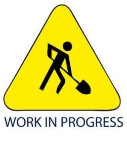Work Sign