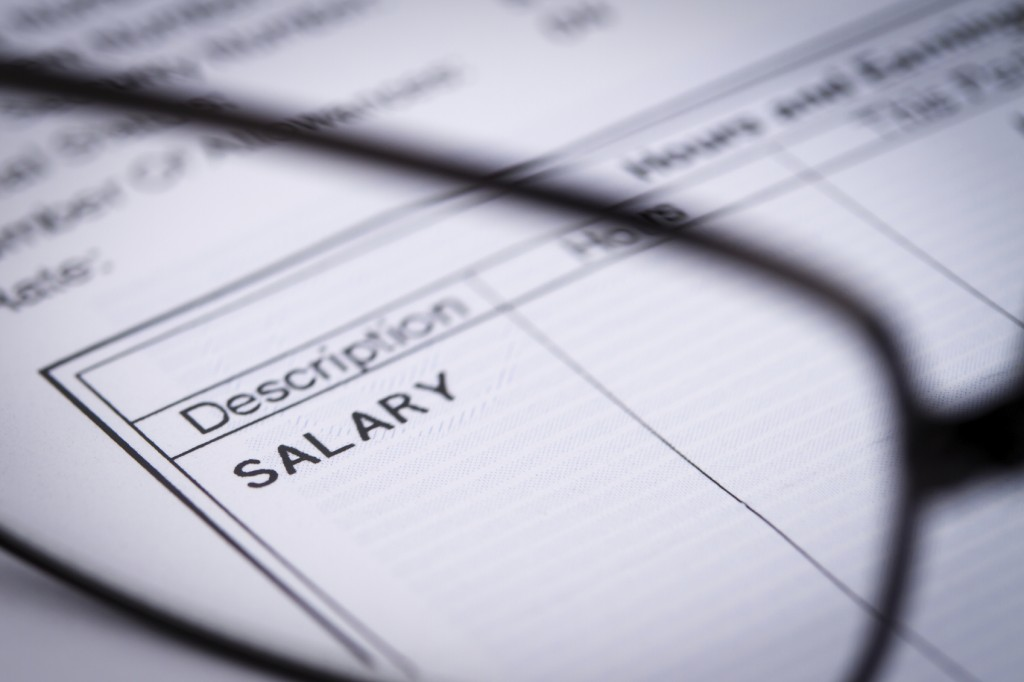 salary pay stub