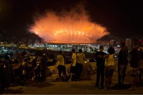 Rio Opening Ceremonies
